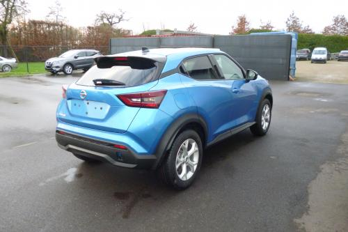 NISSAN NEW JUKE N-CONNECTA +PARK AND RIDE PACK