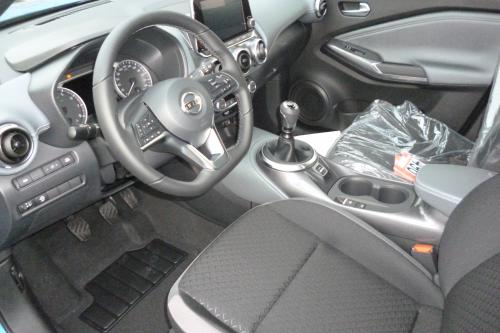 NISSAN NEW JUKE N-CONNECTA +PARK AND RIDE PACK AUTOMAAT