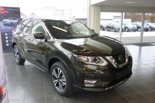 NISSAN New X-Trail N-CONNECTA AUTOMAAT