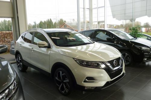 NISSAN New Qashqai 1,5 DCI 115 PK TEKNA + GLASS ROOF + DRIVE ASSIST PACK