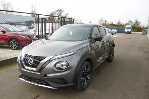 NISSAN NEW JUKE N-DESIGN + TECHNOLIGY PACK AUTOMAAT