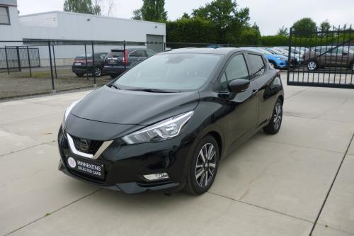 NISSAN Micra N-CONNECTA