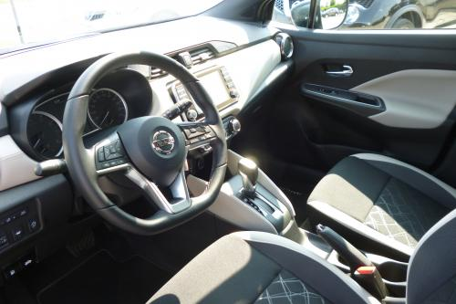 NISSAN NEW MICRA N-CONNECTA + CONNECT PACK AUTOMAAT  DEMOWAGEN