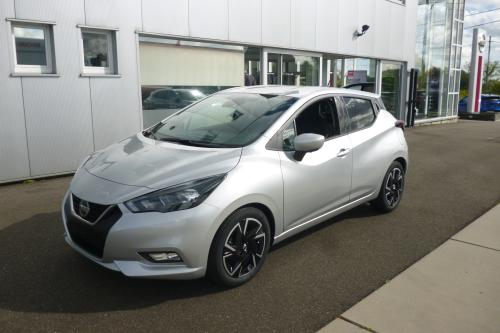 NISSAN NEW MICRA TEKNA + CONNECT