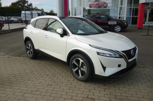NISSAN New Qashqai N-CONNECTA + DESIGN PACK + EASY PACK